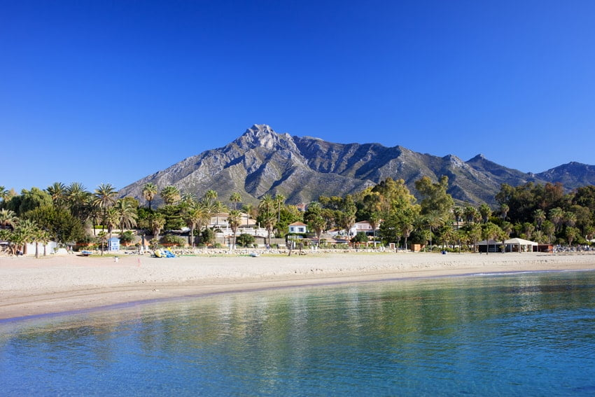 Marbella Beaches - Villa La Sorpresa luxury villa rental