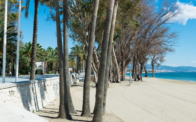 San Pedro Beach