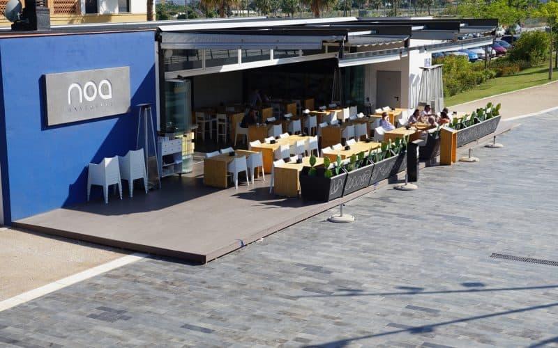 Villa La Sorpresa | Restaurants Marbella | Gastro Bar Noa, San Pedro Boulevard