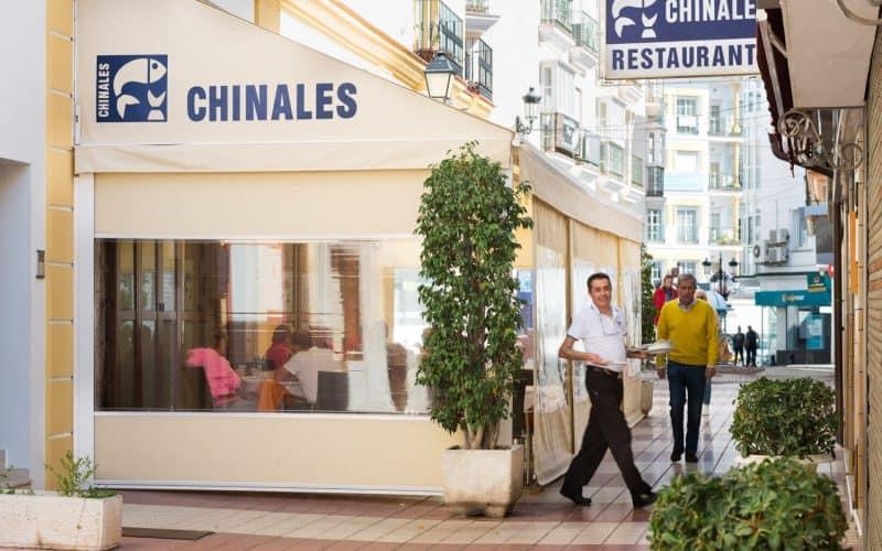 Villa La Sorpresa | Restaurants Marbella | Restaurant Chinales, San Pedro