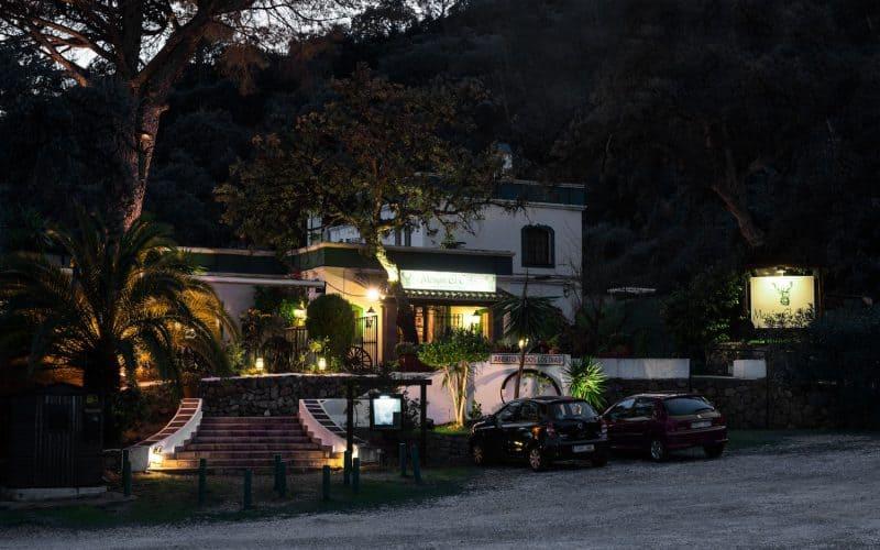Villa La Sorpresa | Restaurants Marbella | Mesón El Coto
