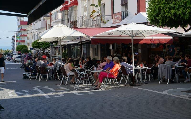 Villa La Sorpresa | Restaurants Marbella | Ice Cream Parlour, San Pedro