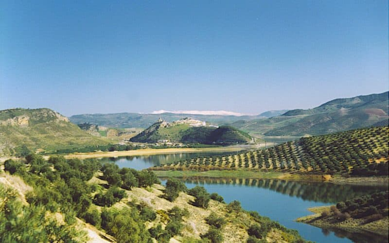 Costa del Sol Places to See | Iznájar and the Lake
