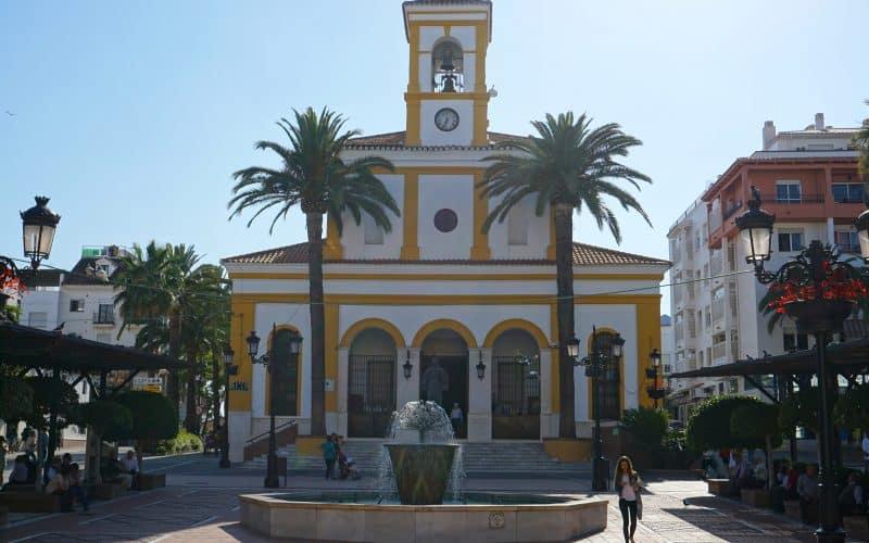 Costa del Sol Places to See | San Pedro Church