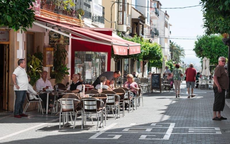 Villa La Sorpresa | Restaurants Marbella | Main Street, San Pedro