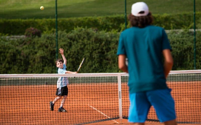 Villa La Sorpresa | Things to do Marbella | Marbella Luxury Villa | Tennis Lessons