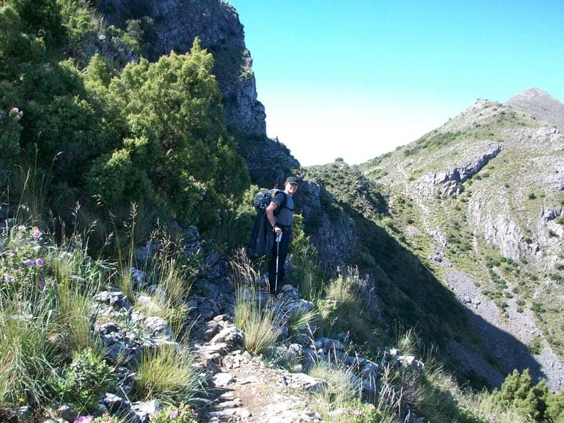 Top 5 nature walks in and around Marbella