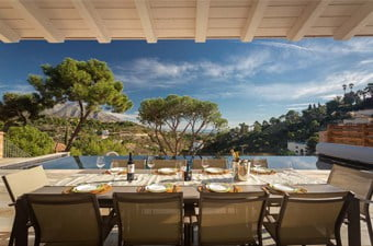 This is the best luxury villa in Spain with private pool near the beach
